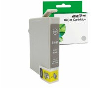 Compatible Epson T0967 Negro Light Cartucho de Tinta C13T09674010 para Stylus Photo R2880