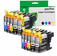 Compatible Pack 10 x Tinta BROTHER LC223 / LC221 V3