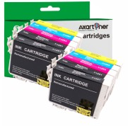 Compatible Pack 10 x Tinta EPSON T1291/2/3/4