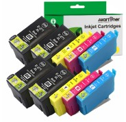 Compatible Pack 10 x Tinta EPSON T2711 / T2712 / T2713 / T2714 (27XL)
