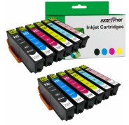 Compatible Pack 12 x Tinta EPSON T2431/2/3/4/5/6 - 24XL