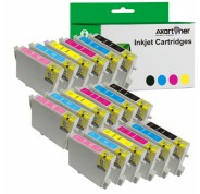 Compatible Pack 18 x Tinta EPSON T0481/2/3/4/5/6