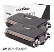 Compatible Pack 2 x Toner BROTHER TN-3170 / TN-3130 Negro TN3170 / TN3130