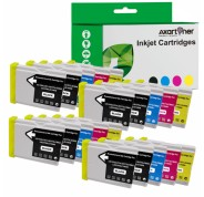 Compatible Pack 20 x Tinta BROTHER LC1000XL / LC970XL LC-1000 / LC-970
