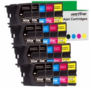 Compatible Pack 20 x Tinta BROTHER LC985 LC-985