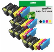 Compatible Pack 20 x Tinta EPSON T2711 / T2712 / T2713 / T2714 (27XL)