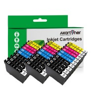 Compatible Pack 30 x Tinta EPSON T1811/2/3/4 - 18XL