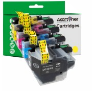 Compatible Pack 4 x Tinta BROTHER LC-3219 XL / LC-3217 XL V.3