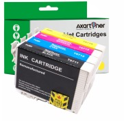 Compatible Pack 4 x Tinta Epson T0711/2/3/4