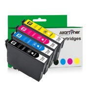 Compatible Pack 4 x Tinta EPSON T1811/2/3/4 - 18XL