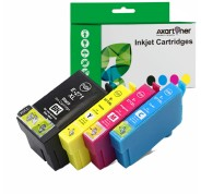 Compatible Pack 4 x Tinta EPSON T2711 / T2712 / T2713 / T2714 (27XL)
