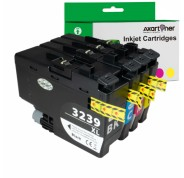 Compatible Pack 4 x Tinta BROTHER LC3239XL Pigmentada LC-3239