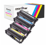 Compatible Pack 4 x Toner BROTHER TN-910 TN910
