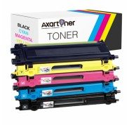 Compatible Pack 4 x Toner BROTHER TN135 / TN130