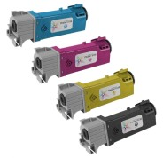 Compatible Pack 4 x Toner XEROX PHASER 6130