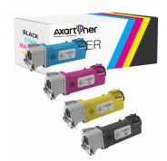Compatible Pack 4 x Toner XEROX PHASER 6500 / XEROX WORKCENTRE 6505