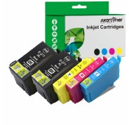 Compatible Pack 5 x Tinta EPSON T2711 / T2712 / T2713 / T2714 (27XL)