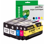 Compatible Pack 5 x Tinta HP 950XL / 951XL V.5