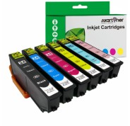 Compatible Pack 6 x Tinta EPSON T2431/2/3/4/5/6 - 24XL