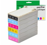 Compatible Pack 6 x Tinta Epson T5591/2/3/4/5/6 para Epson Stylus Photo RX700