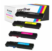 Compatible Pack x4 Toner XEROX WORKCENTRE 6655