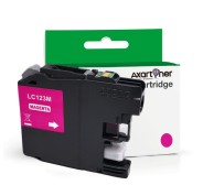 Compatible Tinta BROTHER LC121 XL / LC123 XL V3 MagentaLC-121 / LC-123