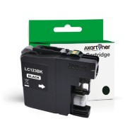 Compatible Tinta BROTHER LC121 XL / LC123 XL V3 NegroLC-121 / LC-123