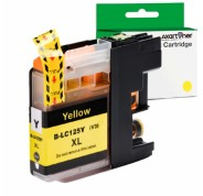 Compatible Tinta BROTHER LC125XL V3 Amarillo LC125XLY