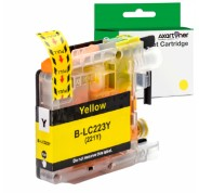Compatible Tinta BROTHER LC223 / LC221 V3 Amarillo