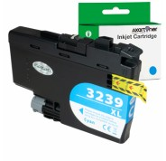 Compatible Tinta BROTHER LC3239XL Cyan Pigmentada LC-3239XLC