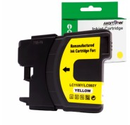 Compatible Tinta BROTHER LC980XL / LC1100XL Amarillo LC-980 / LC-1100