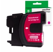 Compatible Tinta BROTHER LC980XL / LC1100XL Magenta LC-980 / LC-1100