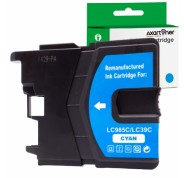 Compatible Tinta BROTHER LC985XL Cyan LC-985C