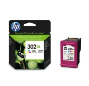 ORIGINAL HP 302XL TRICOLOR CARTUCHO DE TINTA F6U67AE