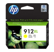 ORIGINAL HP 912XL AMARILLO CARTUCHO DE TINTA 3YL83AE