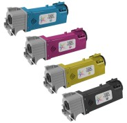 Compatible Pack 4 x Toner DELL 1320 / 2130 / 2135